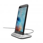 Suport birou incarcare Baseus Iphone - Silver