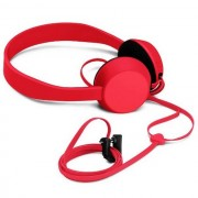 Nokia Cuffie Originali Stereo Coloud On-Ear Wh-520 Knock Red Per Modelli A Marchio Alcatel