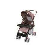 Carrinho De Bebê Tutti Baby Thor - Rosa Onça