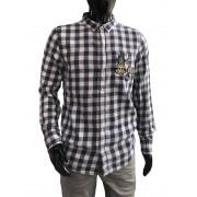 EIGHT2NINE Pineapple Shirt White