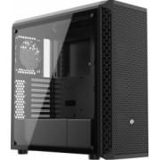 Carcasa SilentiumPC Signum SG7V TG Middle Tower ATX fara sursa black