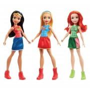 DC SUPER HERO GIRLS MUÑECAS SUPER GIRL CASUAL MATTEL FWC99