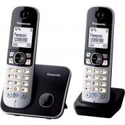 Panasonic Kx-Tg6812 Telefono Cordless Duo - Kx-Tg6812