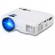 EW HD Mini proyector Pico 800*480 LED Video para el entretenimiento en casa Q5