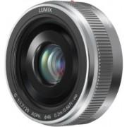 Panasonic Obj PANASONIC 20mm f/1.7 II silver Lumix