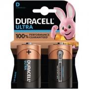 Duracell Ultra Power storlek D Pack av 2 (MX1300B2)