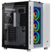 Carcasa Corsair Crystal Series™ 680X RGB Low Noise ATX, TG, Alb