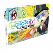 Joc de Societate Hasbro Monopoly pentru Millennials in Limba Romana
