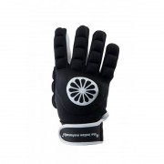 The Indian Maharadja Glove shell/foam full finger Right - zwart