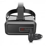 VR PARK V2 + Gafas 3D + Controlador inalambrico Bluetooth - Negro