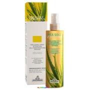 Verattiva Gyorsbarnító naptej, napozó spray 200 ml, 6 faktoros, napozáshoz és szoláriumozáshoz ÚJ - Specchiasol