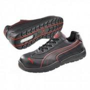 PUMA Chaussures de Sécurité PUMA Moto Protect 64.262.0 Daytona Noire / Rouge - Taille - 41