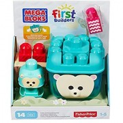 Mega Bloks First Builders Build n Giggle Discoveries Hedgehog Building Set