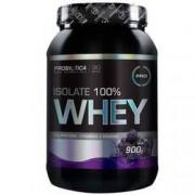 Probiótica Whey Protein Isolado Probiótico Isolate 100% Whey - Uva - 900g
