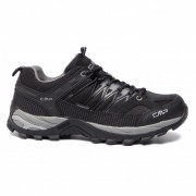 CAMPAGNOLO - obuv OUT-A RIGEL LOW TREKKING SHOE WP black Velikost: 45