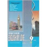 Limba engleza L2 - Clasa 9 - Caietul elevului English My Love - Rada Balan Miruna Carianopol