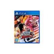 Jogo Midia Fisica One Piece Burning Blood Original Para Ps4