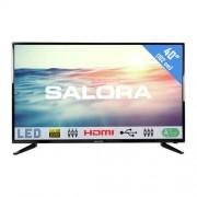 Full HD led-tv 102 cm SALORA 40LED1600