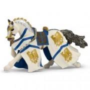 Figurina Papo-calul regelui Richard albastru