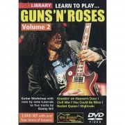 Roadrock International Lick Library: Learn To Play Guns 'N' Roses 2