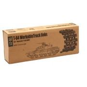 Trumpeter 1/35 T64 Workable Track Link Set (160 Links)