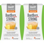 SlimJOY BootBurn Strong Active 1000 Ananas - fettbrännare till 30 dagar-