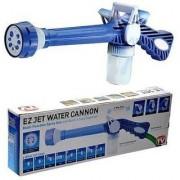 Shopper52 Ez Jet Water Cannon Pressure Wireless Water Jet Gun 8 Adjustable Nozzle - EZJT1 (Pack of 1)