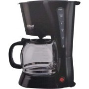 Italia Coffee Maker ICM-1000 1.5 litres 670-800 watts 6 Cups Coffee Maker(Black)