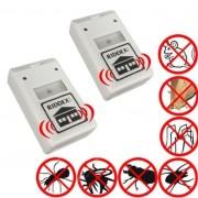 Set 2 aparate Riddex anti-insecte si rozatoare