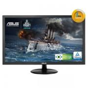 "Monitor Asus VP247T - Monitor LED - 23.6"" - 1920 x 1080 FullHD - 250 cd/m2 - 100000000:1 - 1ms - DVI-D, D-Sub - Colunas - VESA - GamePlus - EyeCare (ULBL) -TCO"