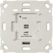 Actuator wireless 1 canal, incastrabil, dimmer wireless, 180W, 10 V, consum 1 W