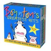 Boynton's Greatest Hits: Volume 2/The Going-To-Bed Book; Horns to Toes; Opposites; But Not the Hippopotamus, Hardcover/Sandra Boynton