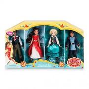 "Disney Elena of Avalor Elena of Avalor Exclusive 5"" Mini Doll 4-Pack Set"