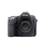 Soft Silicone Protective Case for Nikon D850 Digital SLR Camera - Black