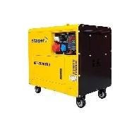 Stager YDE7000TD3 Generator insonorizat diesel trifazat 5.2kVA