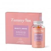 TummyTox Sada HAIR & SKIN Beauty: kolagenový nápoj a multivitamíny pro zdraví vlasů, kůže a nehtů. Program na 1 měsíc.