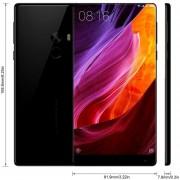 Smartphone Xiaomi Mi MIX ROM 128GB RAM 4GB-Negro