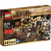 Lego Exclusive Hobbit Set #79004 Barrel Escape