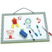 Tabla magnetica whiteboard Djeco