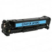 """""""Toner HP 410X / 410A Compatível Azul CF411X / CF411A"""""""