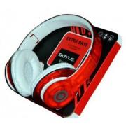 Fejhallgató mikrofonnal összecsukható Mp3, Pc, ipod, iphone - Soyle-985