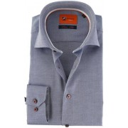 Suitable Overhemd Donkerblauw D72-04