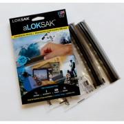"""【セール実施中】ロックサック LOKSAK ALOKD2-6X6 aLOKSAK 6X6"""" (2pk) 防水ケース S 2パック"""