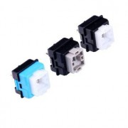 4X Blue/Black/Gray Romer-G Mechanical Keyboard Switches for Logitech G810 G910 G413 G Pro Keyboard