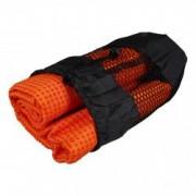 Prosop NEZ Yoga Towel Orange 185 cm Anti-Alunecare