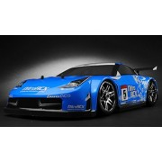 1/8th Exceed Rc Mad Drift Electric Brushless Limited Edition Rtr Ready To Run Drift Car (Blue) ***Charger Is Not Included And Is Sold Separately***