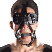 "BDSM Система за лице ""PREDATOR BLACK"""
