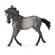 Figurina Mustang Grulla, 16 x 12 cm