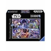 Puzzle Star Wars I-Vii, 18000 Piese Ravensburger