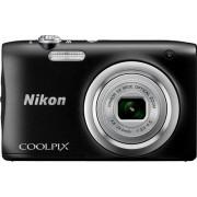 Nikon Coolpix A100 digitale camera + tas
